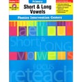 Evan-Moor® in.Phonics Intervention Centers: Sh...in. Grade 1st-3rd Resource Book, Language Arts/Reading