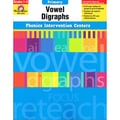 Evan-Moor® in.Phonics Intervention Centers: Vo...in. Grade 1st-3rd Resource Book, Language Arts/Reading