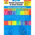Evan-Moor® in.Phonics Intervention Centers: Va...in. Grade 1st-3rd Resource Book, Language Arts/Reading