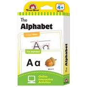 "Evan-Moor® ""Learning Line: The Alphabet"" Flashcards, Early Learning"