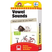 Evan-Moor® Vowel Sounds Flash Cards, Language Arts/Reading