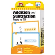 Evan - Moor® Learning Line: Flash Card, Addition and Subtraction Facts to 10