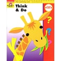Evan-Moor® in.Learning Line: Think and Doin. Grade PreK-K Activity Book, Reading