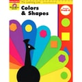 Evan-Moor® Learning Line: Colors and Shapes Activity Book, Grades PreK - K