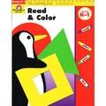 Evan-Moor® in.Read and Colorin. Activity Book, Language Arts/Reading