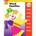 Evan-Moor® in.Learning Line: Word Familiesin. Grade 1-2 Activity Book, Language Arts/Reading
