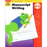 "Evan-Moor® ""Learning Line: Manuscript Writing"" Grade 1-2 Activity Book, Handwriting Skills"
