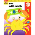 Evan-Moor® Learning Line: Fun With Math Activity Book, Grades K - 1