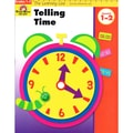 Evan - Moor® Learning Line: Telling Time Activity Book, Grades 1 - 2