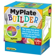 Edupress® Myplate Builder Game, Grades 2 - 3