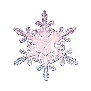 Edupress® Bulletin Board Accent, Snowflakes