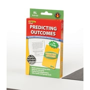 Edupress® Green Level(RL 5.0-6.5) Predicting Outcomes Reading Practice Cards, Language Arts/Reading