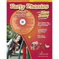 Edutunes® Early Phonics CD Book Set, Grades PreK - 1