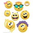 Eureka® 2 Sided Decorative Kit, Emoticons