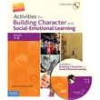 Free Spirit Publishing Activities F/Building Character & Social-Emotional Learning Book, Grades 1-2