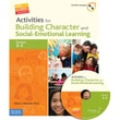 Free Spirit Publishing Activities F/Building Character & Social-Emotional Learning Book, Grades 3-5
