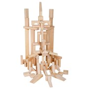 Guidecraft® 86 Piece Classroom Unit Blocks