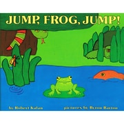 "Harper Collins ""Jump Frog Jump"" Book"