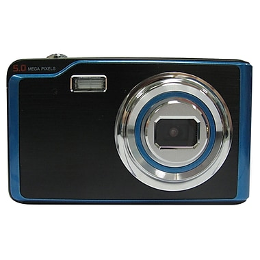 Hamilton Buhl™ 5MP Digital Camera With Flash and 2.4