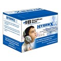 Hamilton Buhl™ HygenXCP45 5in. HygenX Sanitary Headphone Covers For Over-Ear Headsets, 600 Pair