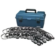 Hamilton Buhl™ HA2V 30 User Personal Headphone Lab Pack With Foam Ear Cushions and Volume, Gray