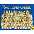 """""""From One To One Hundred"""" Book"""