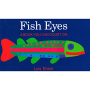"""Fish Eyes Book U Can Count"" Book"