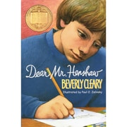 """Beverly Cleary"" Dear Mr. Henshaw Book"
