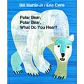 MacMillan Publishing in.Polar Bear Polar Bear What Do You Hearin. Book