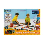 International Playthings 240 Piece Deluxe Build A Road With Elevator Construction Set