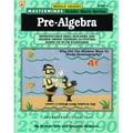 Ipgbook Masterminds Riddle Math Pre-Algebra Book, Grades Middle