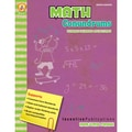 Incentive Publication Learning Adventure Series Math Conundrums Resource Book, Grades 5 - 8