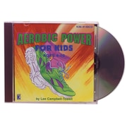 Kimbo Educational® Aerobic Power For Kids CD
