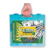 Learning Resources® Cash Pax® Money Briefcase, Grades K - 4