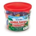 Learning Resources® Jumbo Safari Counters Set