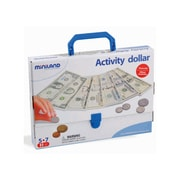 Miniland Educational Activity Dollar Game, Grades Preschool - 2