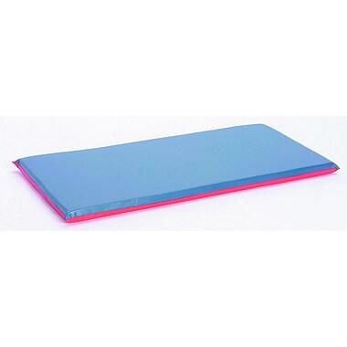 Mahar 1-Section Standard Blue Rest Mat, 2