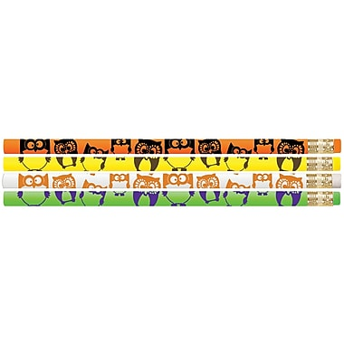 Musgrave Pencil Company Owl Motivational Pencil, 12/Pack