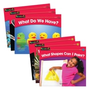 Newmark Learning™ Rising Readers Math Volumes 1 and 2 Single Copy Set