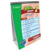 New Path Learning® Math Curriculum Mastery® Flip Chart Set, Math, Grades 2