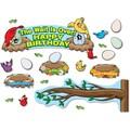 North Star Teacher Resources® Bulletin Board Set, Birthday Birds