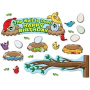 North Star Teacher Resources® Bulletin Board Set, Birthday Birds