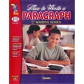 On The Mark Press® How To Write A Paragraph Book, Grades 5 - 10