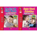 On The Mark Press® in.First 100 Sight Words & Sight...in. Grade 1 2 Book Set, Word Recognition/Activities
