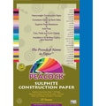 Pacon® Peacock® Sulphite Construction Paper, Blue, 18in.(H) x 12in.(W), 50 Sheets