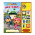Publications International Little Lift and Listen Team UmiZoomi Sound Book, Grades K - 2