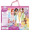 Publications International Portfolio Disney Princess 2 Paper Doll Scrapbook