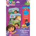 Publications International My First Story Reader 3 Book Box Dora No Reader