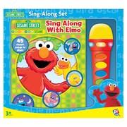 Publications International Book Box and Module Elmo Microphone, Grades PreK - 2