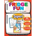 Publications International Fridge Fun Super! Coloring Book, Grades PreK